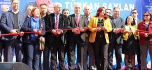 Türkan Saylan ismi Söke'de ölümsüzleşti
