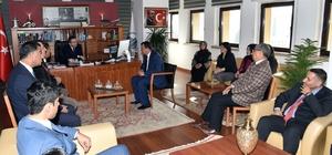 Altındağ'a Silopi'den misafir