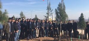 Harran Üniversitesi İlahiyat Fakültesi öğrencilerinden anlamlı ziyaret