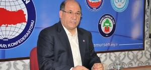 Memur-Sen Genel Başkanı Ali Yalçın Adana'ya geliyor
