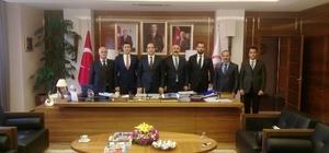 Van Ticaret Borsasından Ankara'ya çıkarma