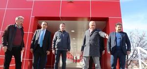 Karaman'da Beyazkent-Siyahser üst geçidi hizmete başladı