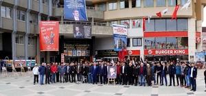 Fırat Yılmaz Çakıroğlu fotoğraflarıyla anıldı