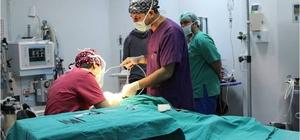 Körfez Devlet Hastanesinde genel anestezi ile diş tedavisi