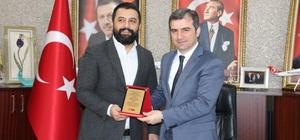 Akçakoca Belediyesine ödül verildi