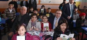 Elazığ'da 'Gelişmek İçin Okumalı, Değişmek İçin Anlamalı' projesi