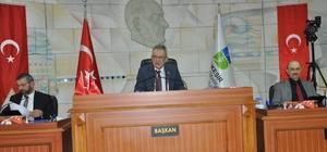 Büyükşehir Belediye Meclisi Şubat Ayı 2. Birleşimi Yapıldı