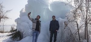 Dondurucu soğuklarla gelen güzellik