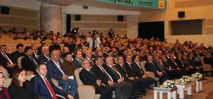"Konya'da ""milli istihdam seferberliği"" toplantısı"