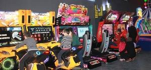 Highway Outlet'de çocuklar için dev eğlence merkezi açıldı