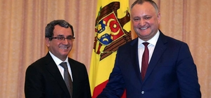 Dışişleri Bakan Yardımcısı Yıldız Moldova'yı ziyaret etti