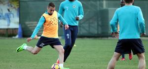 Aytemiz Alanyaspor'da Adanaspor maçı hazırlıkları