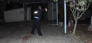 Tralles hırsızı bir ay sonra yakalanıp tutuklandı