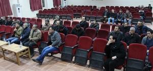 Kahta'da 'Bağdat Havzası' paneli düzenlendi