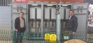 Simav'ın jeotermal ısıtma sistemine jeneratör desteği