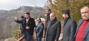 Türk Dünyası Parlamenter Vakfı üyelerinden Bilecik'e ziyaret