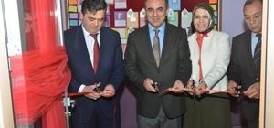 Pazaryeri Hilmi Duralioğlu Anadolu Lisesi'nde Z-Kütüphane ve Hobi Alanı açılışları yapıldı