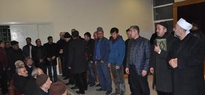 Tatvan'da husumetli iki aile barıştırıldı
