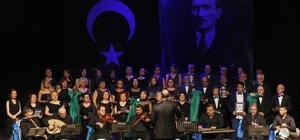 Kırklareli'de Türk Sanat Müziği konseri