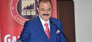 GSO Şubat ayı Meclis Toplantısı yapıldı