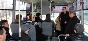 Şehir içi minibüslerde sivil denetim