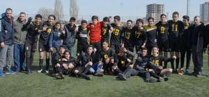 Kayseri'yi U-15 Türkiye Şampiyonası'nda Kocasinan Şimşekspor temsil edecek