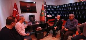 Başkan Kamil Saraçoğlu: Şehitlerimiz asla unutulmayacak