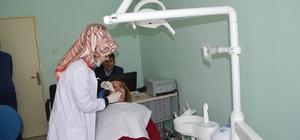 Şırnak Ağız ve Diş Sağlığı Merkezi eski binasına taşındı