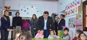 Özkan'dan Sur'da faaliyet gösteren kurumlara ziyaret