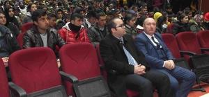 """Varto'da """"İslam'da şefkat ve merhamet"""" konulu seminer"""