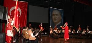 İsmail Baha Sürelsan Konservatuvarı 'Adanmış Ömürler İçin' etkinliği düzenledi