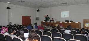 Bağlar Belediye personeline iş sağlığı ve güvenliği semineri