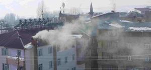 Varto'da hava kirliliği