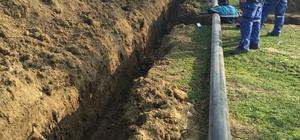 Yenişehir'de su kesintileri sona eriyor