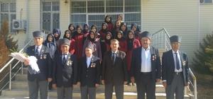 Gazilerden İmam Hatip Lisesi öğrencilerine 15 Temmuz'u anlattı