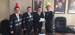 GMİS Tosun'u toplantıya davet etti
