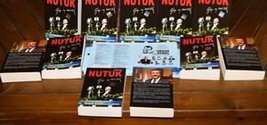 Başkan Çetin 10 bin Nutuk dağıttı