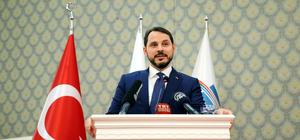 Enerji ve Tabii Kaynaklar Bakanı Albayrak: