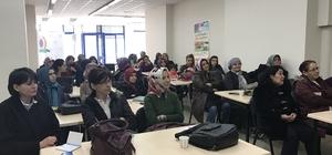 Kırsalda yaşayan kadın girişimciler için kurs açıldı