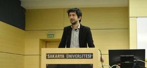 """SAÜ'de """"Mevlana Değişim Programı"""" bilgilendirme etkinliği düzenlendi"""