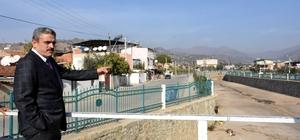 Nazilli Belediyesi, Dereköy Çayını temizledi