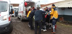 Mantar üretim tesisinde iş kazası, 1 ölü 1 ağır yaralı