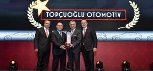 Fiat'tan Ödüller Topçuoğlu Otomotive