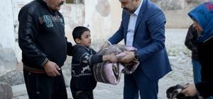 Hayvansever Suriyeli çocuğa ödül
