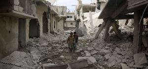 Suriye'de rejimin ateş ihlalleri devam ediyor