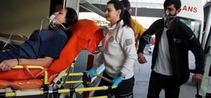Kayseri'de 4 kişi sobadan zehirlendi