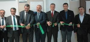 Van Ticaret Borsası bünyesinde 'İş-Kur Hizmet Ofisi' açıldı