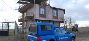 Kütahya'da evden hırsızlık iddiası