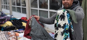Parça kumaş pazarına ilgi