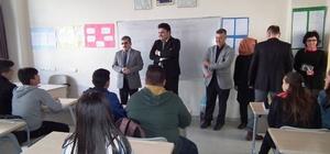 BENGİ kapsamında okulları ziyaret ediyorlar
